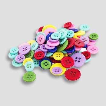 κουμπιά πλαστικά