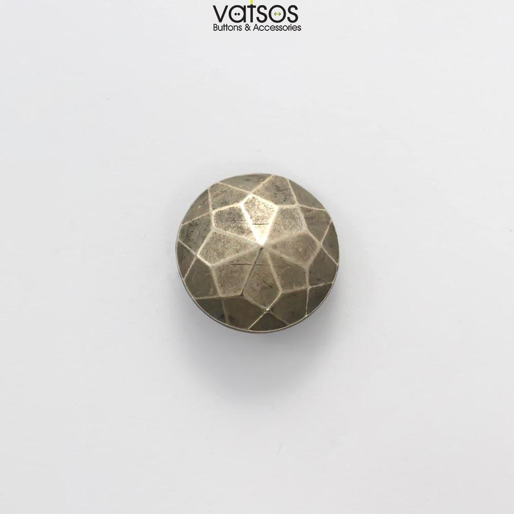 Πλαστικό κουμπί με σχέδιο